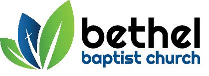 Bethel Baptist Church Lapel