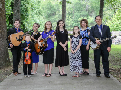 Revival with the Brady Rochester Family